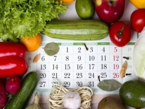 Calendario semine e trapianti
